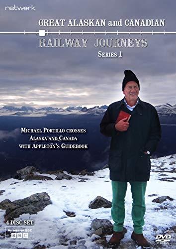Great Alaskan and Canadian Railway Journeys: Series 1 [DVD]