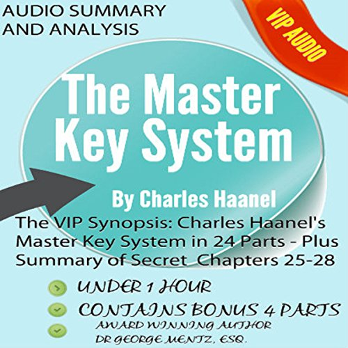 The VIP Synopsis: Charles Haanel's Master Key System in 24 Parts - Plus the Secret Extra Chapter Summaries of Parts 25-28  By  cover art