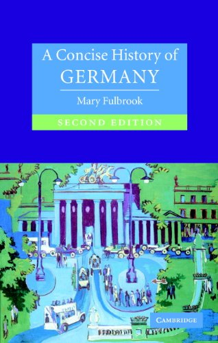 A Concise History of Germany (Cambridge Concise Histories) (English Edition)