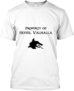 hotel valhalla t shirt