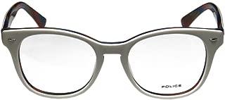 Police V1739 Mens/Womens Designer Full-rim Spring Hinges Ophthalmic Nerd Style Must Have Eyeglasses/Eye Glasses