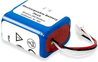 Dhe ブラーバ380J互換バッテリー irobot braava 380 380T 7.2V 3200mAh 371j Mint Plus5200 ミントプラス5200B 純正互換バッテリー 5200B braava 汎用 ニッケル水素バッテリー 長時間稼働 12ヶ月品質保証