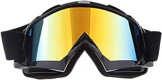 Homyl Óculos de esqui para ambientes externos, óculos de snowboard, óculos antiembaçamento