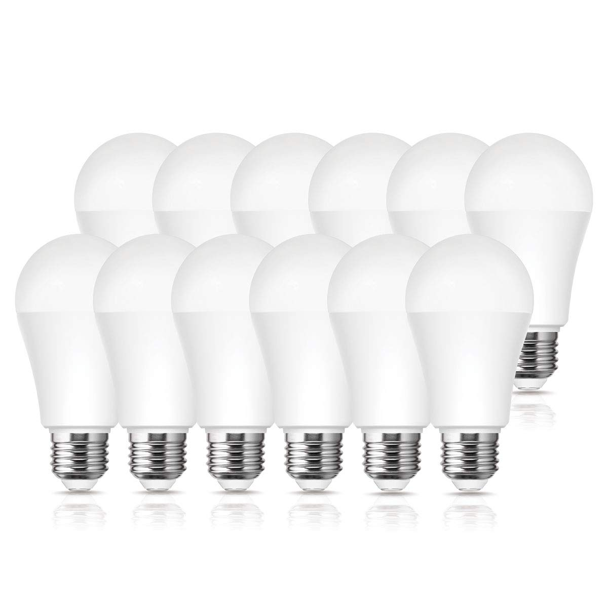 Available Warm Cool White JandCase GU10 Tunable LED Bulbs with Remote Control 40W Equivalent 350lm 2 Pack Adjustable Home Lighting Dimmable 5W Color Changing Light Bulbs 2700K-6500K