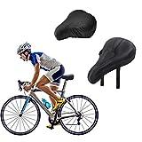HAKATOM 2PCS Funda Asiento Bici, Cubierta Impermeable Sillín de Bicicleta,...