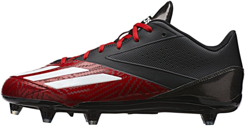 Adidas Originals5-star Low d-M - 5-Star D, niedrig Herren, Rot (Power rot Weiß schwarz), 47 EU D(M)