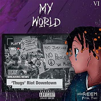 My World (feat. Tori)