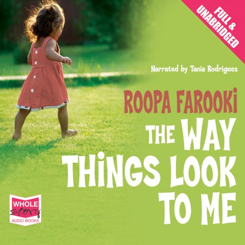 The Way Things Look to Me audiobook cover art