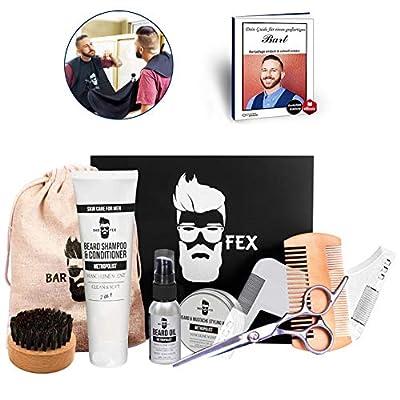 Bartpflegeset Sieger 2019 Hochwertige