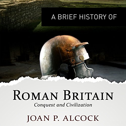 A Brief History of Roman Britain cover art