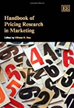 Handbook of Pricing Research in Marketing (2009-05-01)