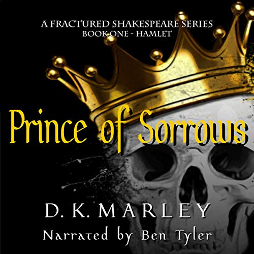 Prince of Sorrows audiobook cover art