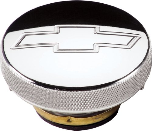 Billet Specialties 75320 16 lb. Polished Radiator Cap for Chevrolet
