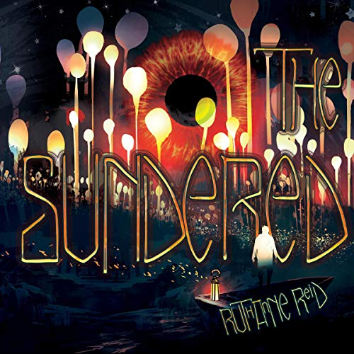 The Sundered (Among the Mythos) audiobook cover art