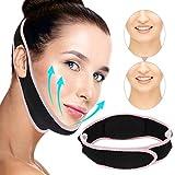 VLineLiftingMask, VLineMask, V-ShapedSlimmingMask, VLineMáscara, Vendaje de Elevación Facial Sin Dolor Para Mujeres Elimina la Flacidez Lifting de Piel Reafirmante Antienvejecimiento