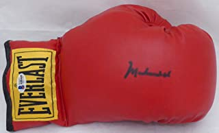 Muhammad Ali Autographed Everlast Boxing Glove - Beckett Authentic