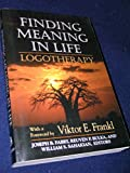 Finding Meaning in Life: Logotherapy (Master Work)