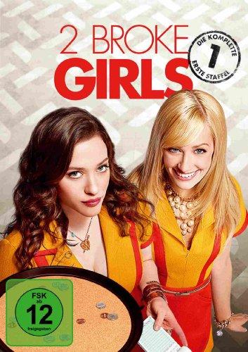 2 Broke Girls - Die komplette 1. Staffel [3 DVDs]