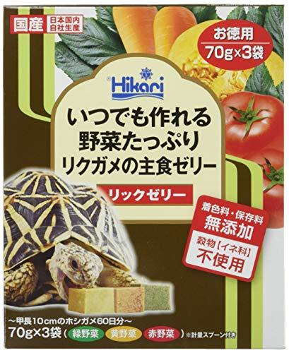 Hikari リックゼリー お徳用 70g×3袋amazon参照画像