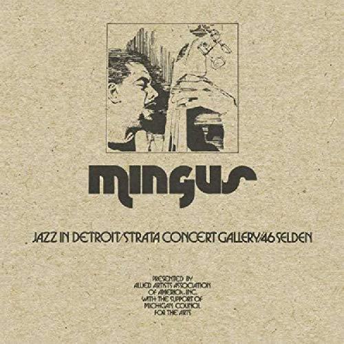 Charles Mingus: Jazz in Detroit / Strata [Vinyl LP] (Vinyl (Standard Version))