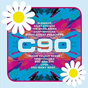 C90 / Various (3CD Capacity Wallet)