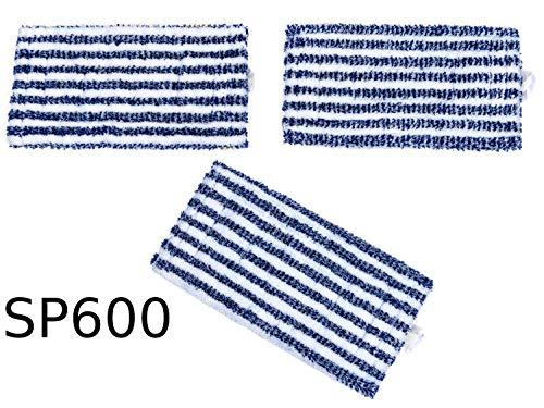 Wischtücher für alle Hartböden geeignet für Vorwerk Kobold Hartbodenreiniger SP 600