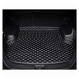 Alfombrillas para maletero de coche para Mercedes Benz GLA 200 220 250 260 220d GLC 200 260 300 220d 250d 350e AMG Coupé Protector de maletero de piel para maletero de coche