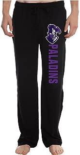 xingjinxin XJX Men's Furman Paladins Football Logo Lounge Pajama Pants