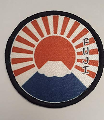 Parche Fuji