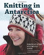Knitting in Antarctica