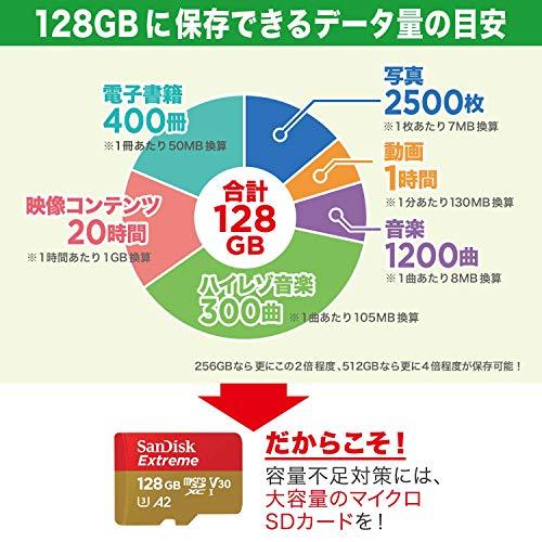 サンディスクmicroSD1TBUHS-IU3V30書込最大90MB/sFullHD&4KSanDiskExtremeSDSQXA1-1T00-EPKエコパッケージ