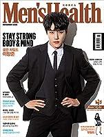 韓国雑誌 Men's Health(メンズ・ヘルス) 2020年 11月号 (Golden Childのチャンジュン表紙 B TYPE/HA:TFELT記事) ★★Kstargate限定★★