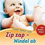 Zip Zap-Windel Ab (Krabbel-Babbel 1)...