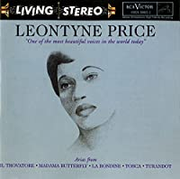 Leontyne Price: Arias from Verdi and Puccini (1997-08-12)