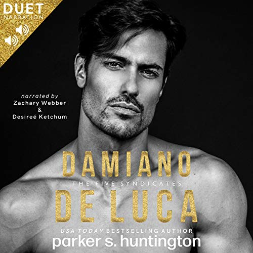 Damiano De Luca Audiobook By Parker S. Huntington cover art