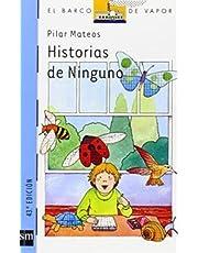 Historias de Ninguno: 6 (El Barco de Vapor Azul)