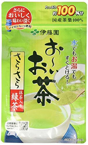 Itoen Oi Ocha Green Tea, Instan…