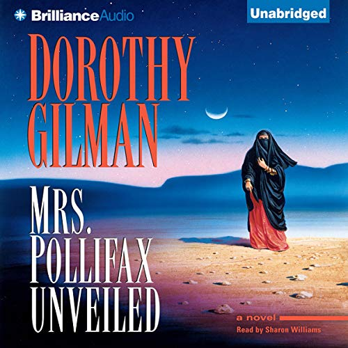 Mrs. Pollifax Unveiled  By  cover art