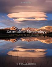 Best ahrens essentials of meteorology 6th edition Reviews