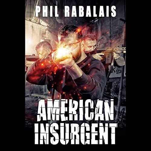 American Insurgent audiobook cover art
