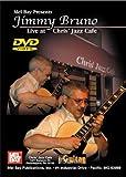 MEL BAY BRUNO JIMMY - JIMMY BRUNO LIVE AT CHRIS' JAZZ CAFE - GUITAR Méthode et pédagogie Guitare Guitare acoustique