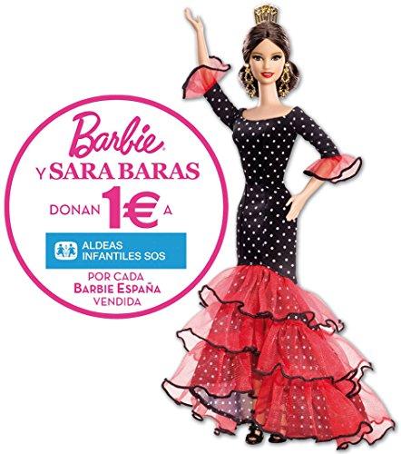 Mattel - Barbie de españa - sara baras