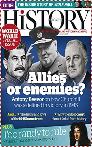BBC History Magazine 2015-01 [Updated Edition] (English Edition)