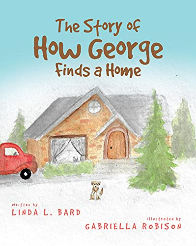 The Story of How George Finds a Home (English Edition)