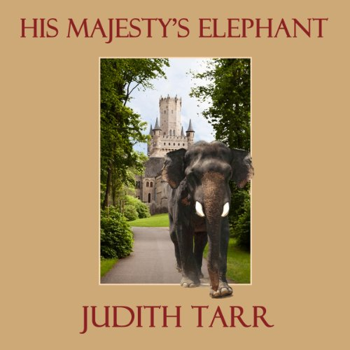 His Majesty's Elephant audiobook cover art