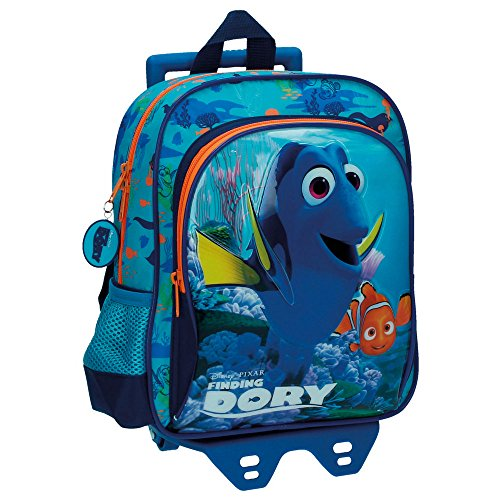 Finding Dory Blue Adaptable backpack with Trolley