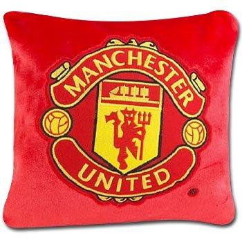 Manchester United FC 'Man Utd' Football Cushion