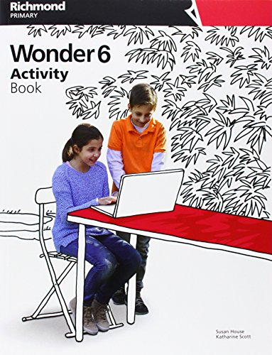 WONDER 6 ACTIVITY + AB CD - 9788466820189