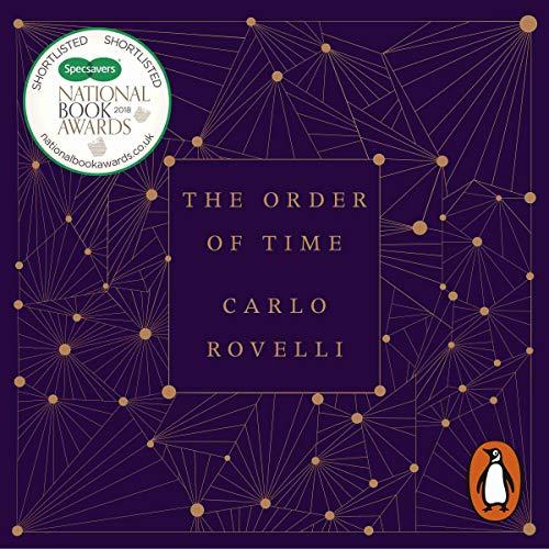 The Order of Time Titelbild