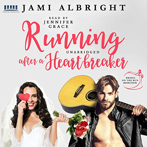 Running After a Heartbreaker audiobook cover art